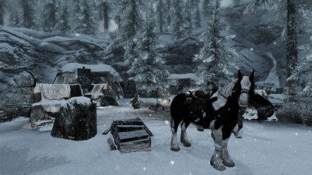 Hjaalmarch Stormcloak Camp